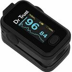 Dr Trust USA Signature Fingertip Pulse Oximeter Spo2 check 201 (Black)