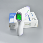 Infrared Thermometer CE and FDA Approved ( Non contact forehead thermometer ) for Hospitals, Offices , Homecare ( Thermal Detector )
