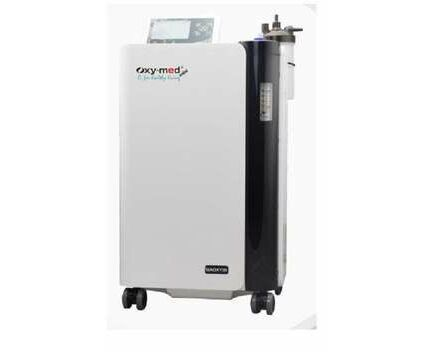 Oxymed Mini Oxygen Concentrator with 5L Capacity