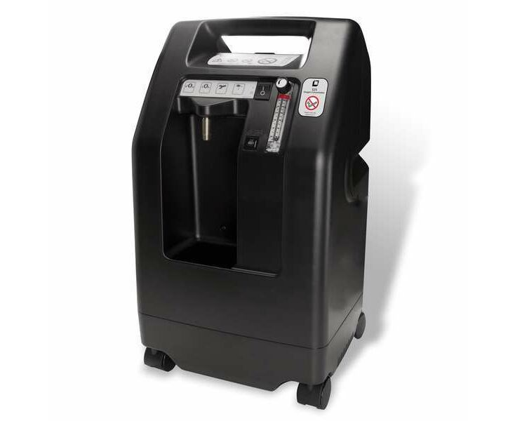 Devilbiss Oxygen Concentrator Compact 5L, Model 525 (USFDA Approved ) 3 years warranty .